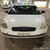 الدمام - السيارة  هونداي -