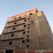 عماره للبيع في حي الروضه شارع حمد الجاسر عظم