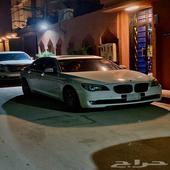 BMW 750 8 سلندر