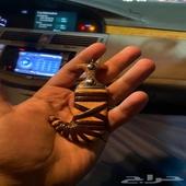 ميدالية خنجر يمني قرن ثور