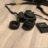 كاميرا Nikon D5100
