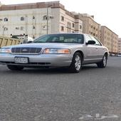 فورد كراون فكتوريا 2011 سعودي نظيف