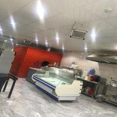 مطعم متكامل الموقع احد رفيده مقابل الاحوال المدنيه لتقبيل