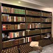 دواليب مكتبة للكتب