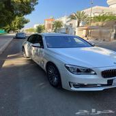 BMW 2014 750 بير. المشي 47 الف