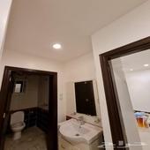 شقة خمس غرف للبيع حي الواحه