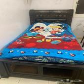 عدد 2 سرير نفر ونص