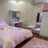 غرفة اطفال جديدة للبيع
