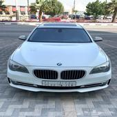 قمه النظافه BMW750Li 2009