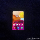 جالكسي A71 مروت جاهز للاشتراك الرام 8 GB الذاكره 128 GB