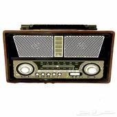 راديو شكل قديم صناعه حديثة (متجر موثق)
