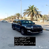 تويوتا لاندكروزر GXR سعودي فل كامل 2020
