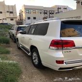 لاندكروزر سعودي VXR1 2018