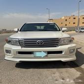 لاندكروزر فكسار 2012 سعودي 5.7 VXR