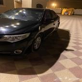 كامري 2012 للبيع الموقع محافظة القويعية