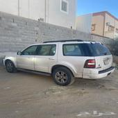فورد اكسبلور سعودي موديل 2010 دبل