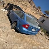 فورد فوكس 2011 مخبط للبيع