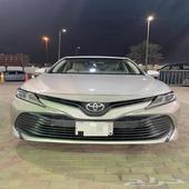 كامري LE 2019 عداد 69 الف كم فقط سعودي