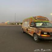سيارة ايسكريم 2011 على الشرط