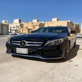 مرسيدس C200 AMG 2016 جفالي السعودي