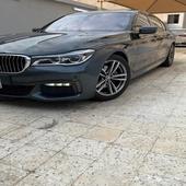 BMW 740 (kit m) ضمان وصيانة