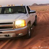 جمس سلفرادو 2011 دبل سعودي (الجميح)