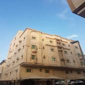 ثلاث غرف وصاله للايجار بحي السلامة قريب طريق المدينة