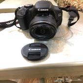 كاميرا كانون canon 600D