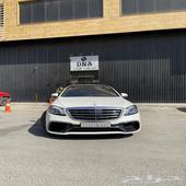للبيع او البدل يخت 2016 S400 فل كت 2020