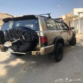 باترول 2004 ( مجهز للرحلات والبر ) الموقع مكة