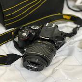 كاميرة نيكون ابي ابيعها 1600 ريال هذا سنابي لتواصل weaeam