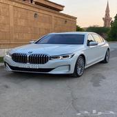 بي ام دبليو BMW الفئة السابعة 2020