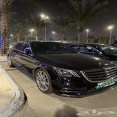 مرسيدس 2018 S450 AMG جفالي ع الضمان
