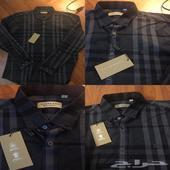 قميص Burberry London رجالي جديد