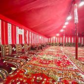 مخيم شبابي للايجار