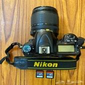 كاميرا نيكون Nikon D7000