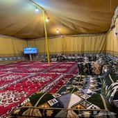 مخيم للايجار النعيرية