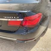 مخزن BMW 750 il بي ام دبليو  2014