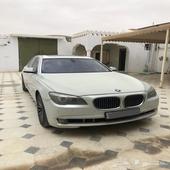 بي ام دبليو BMW 740Li