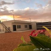 استراحة شرق مطار نجران للايجار اليومي