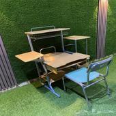 طاولة مكتبية للبيع جديده للتواصل واتساب 0507285204