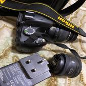 كاميرى Nikon