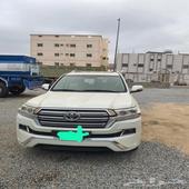 جيب لاندكروزر 2018 GXR سعودي