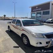 هايلوكس 2015 سعودي للبيع بدي ومحركات شرط