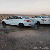 مجموعة من السيارات الاكسنت للبيع تواصل اتصال