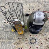 ماكينه قهوه -دولتشي قوستو