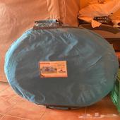 خيمة المكشات جديده لم تستخدم مطلقا