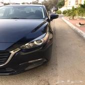 للبيع سياره مازدا 2018
