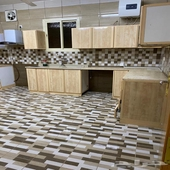 دور كامل للايجار 6 غرف وحوش ومدخل خاص