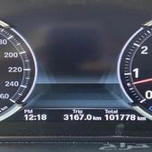 BMW Li 740 قمة في النظافة
